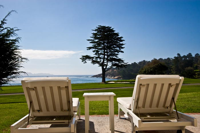 The Bench At Lodge Pebble Beach Best Beaches In World